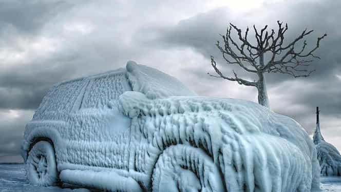 Prognoza meteo 25 februarie. România îngheaţă bocnă!
