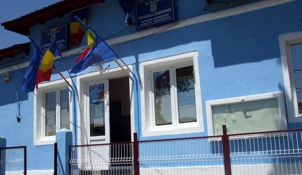 Primăria din Dobromir