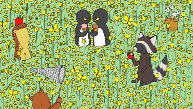 Reușești să găsești albina din imagine în mai puțin de 30 de secunde? Iluzia care a înnebunit internetul