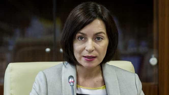 Guvernul Maia Sandu ar putea fi demis. Oamenii din Republica Moldova au ieșit în stradă