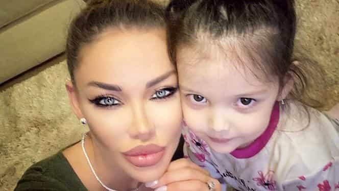 Bianca Drăgușanu, atentă la nevoile fiicei sale. Ce a făcut pentru micuţa Sofia în plină pandemie