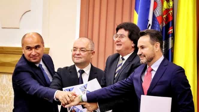 Se rupe România!? Patru mari orașe au semnat Alianța Vestului! Ce prevede acordul