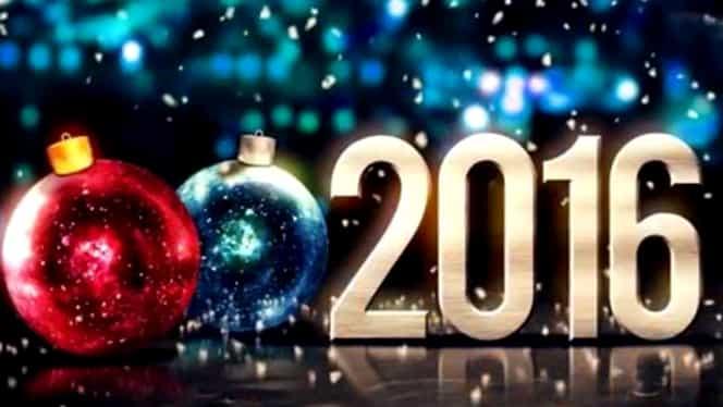 Super SHOW-uri de Anul Nou! Programul TV de Revelion
