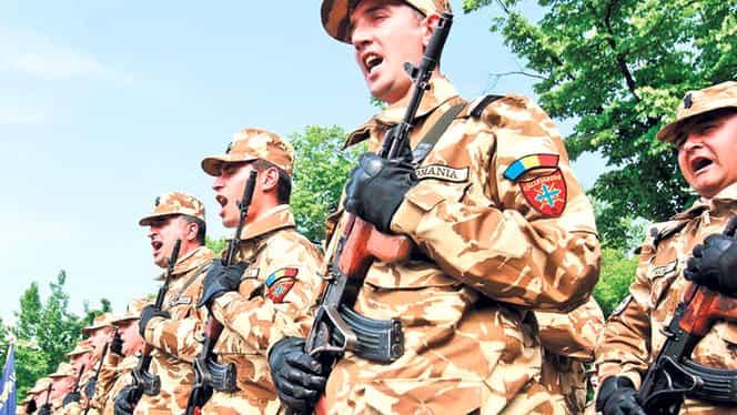 MĂSURĂ fără precedent pentru Armata Română! Ce proiect au semnat parlamentarii