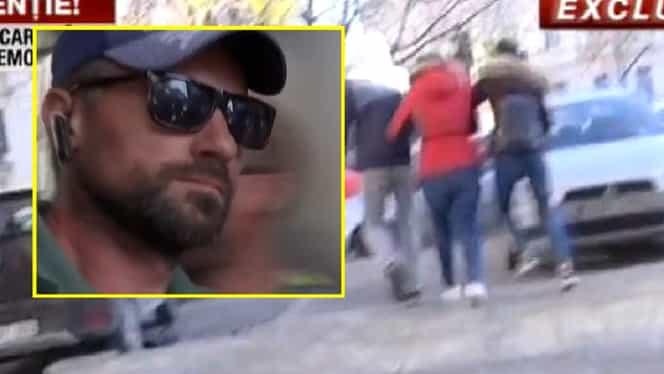 Daniel Dincă, prins în nordul Capitalei prin Operațiunea Năvodul. Fiul criminalului de la Caracal a agresat fizic doi jurnaliști – Video