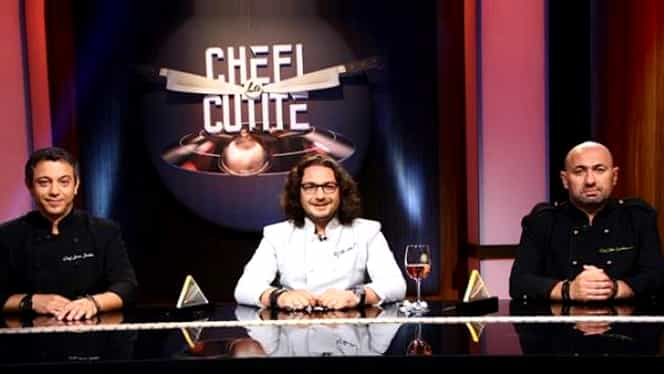 Emisiunea Chefi la Cuțite Live pe Antena 1 – Sezonul 7 episodul 1