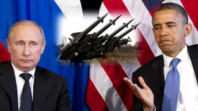 Rusia cere din nou SUA sa renunţe la scutul antiracheta