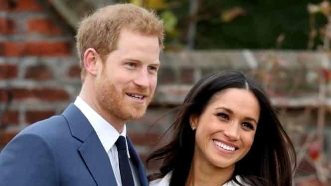 Prinţul Harry se însoară cu actriţa Meghan Markle! I-a oferit un inel făcut din diamantele Prinţesei Diana