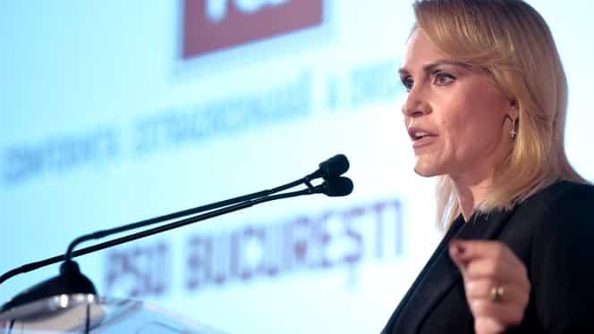 Gabriela Firea, solicitare pentru ambasadele SUA, Germaniei, Chinei, Israelului și Austriei! Edilul vrea sprijin pentru spitalele din București