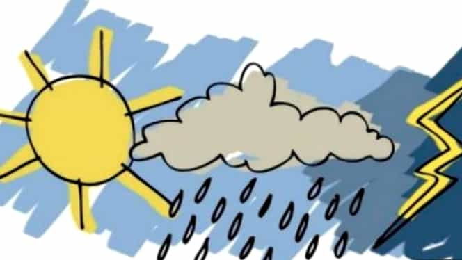 Prognoza meteo marți 28 august 2018. Vremea se anunță instabilă în toată țara!