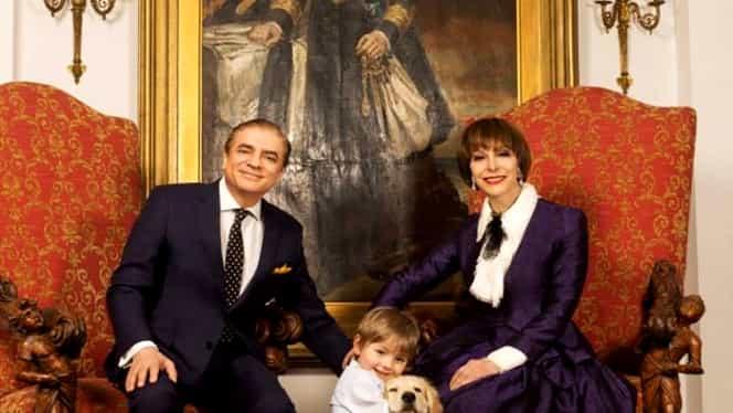 Prințesa Lia are o fată din altă căsătorie. Cum arată Melia Belli, la 45 de ani