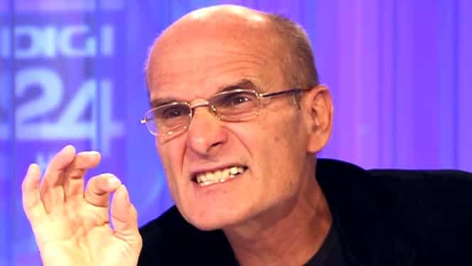 """Cristian Tudor Popescu, ferm despre negocierile politice ale USR-ului! """"Prima grijă a lui Barna este să se pună la adăpost, la scuteală. Este molozul minții"""""""