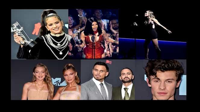 Câştigătorii MTV Video Music Awards. Cele mai frumoase ţinute de pe covorul roşu. Galerie FOTO