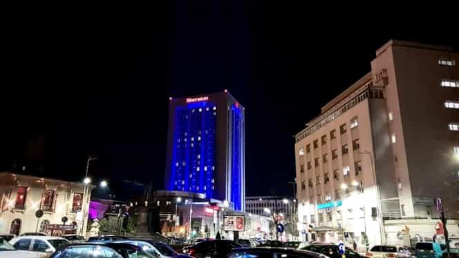 Alertă, în București! S-a anunțat la 112 că are loc un atac cu rachete la Școala Americană și Hotel Sheraton!
