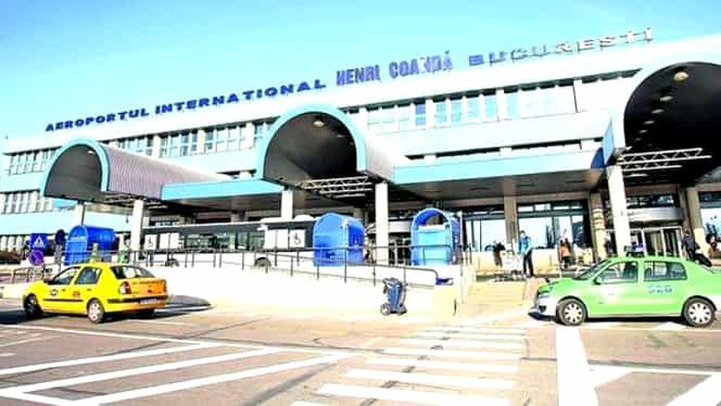 SRI în alertă pe Aeroportul Otopeni! Un turist a dat peste cap brigada antitero