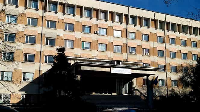Spitalul Militar din Focșani, închis 48 de ore din cauza coronavirusului. Două cadre medicale sunt infectate