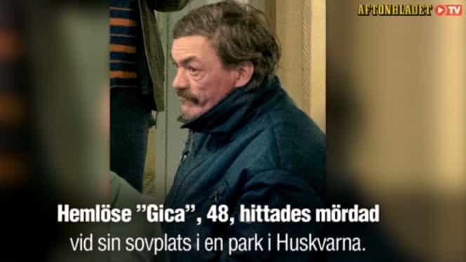 Românul ucis în bătaie în Suedia, victima extremei dreapte? Soția lui nu are bani să-l aducă acasă!