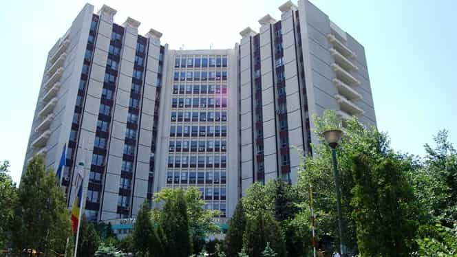 Mita la Spitalul Universitar, deja un mod de viață! Nu plătești, urci pe scări 9 etaje! O poveste cutremurătoare!
