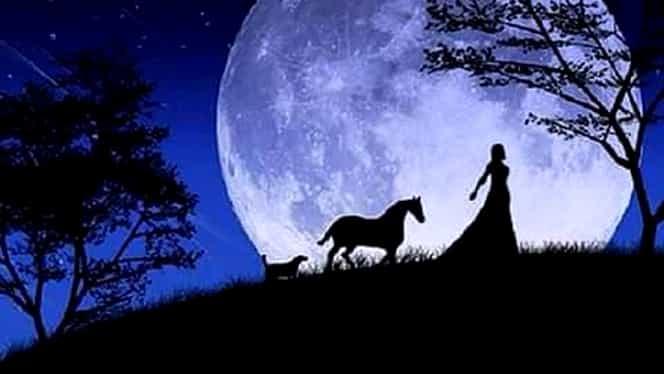 Pe ce dată avem prima lună plină din octombrie. Evenimentul va avea loc după 10 octombrie