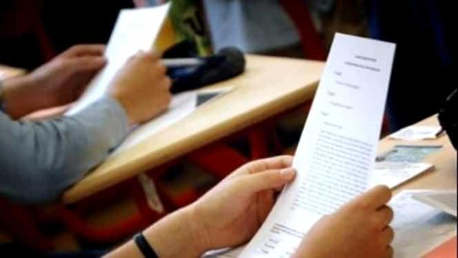 Simulare Evaluarea Națională 2019. La ce oră încep examenele de luni la Limba Română