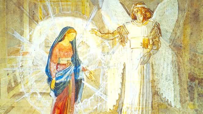 Calendar ortodox 24 martie. Prăznuirea buneivestiri a preasfintei Născătoare de Dumnezeu
