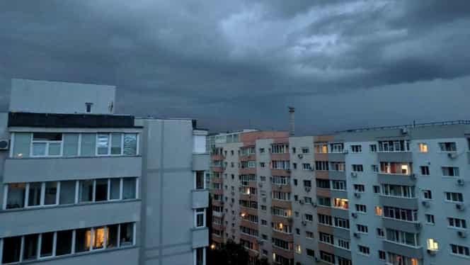 Avertizare ANM: Vreme mohorâtă în următoarele zile! Prognoza meteo pentru începutul săptămânii viitoare