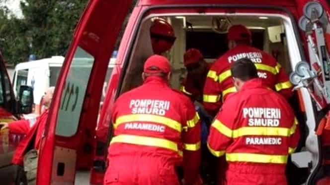 Grav accident în Arad, soldat cu cinci victime! A fost nevoie de intervenţia SMURD cu elicopterul