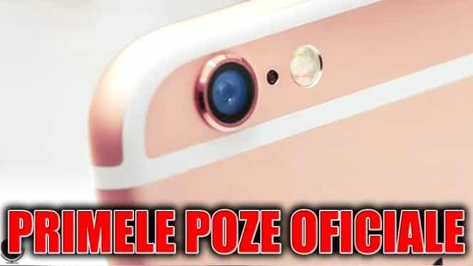 FOTO + VIDEO. S-a LANSAT iPhone 7! Primele imagini OFICIALE! Peste cîteva zile SE LANSEAZĂ şi în România