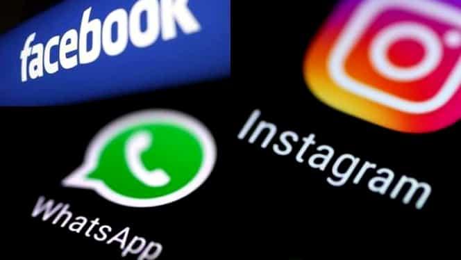 Facebook, decizie de ultimă oră! Dispar Whatsapp și mesageria de la Instagram