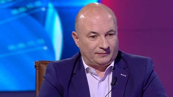 """Codrin Ştefănescu, atac la Marius Pieleanu: """"Tace cotropit de greutatea rolului său"""""""