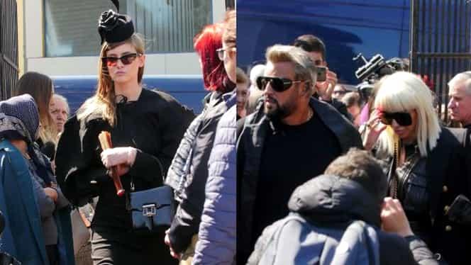 Cătălin Botezatu, replică pentru Iulia Albu după ce l-a înţepat la înmormântarea lui Răzvan Ciobanu