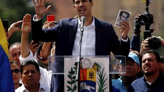 Cine este Juan Guaido, președintele autoproclamat al Venezuelei. SUA l-au recunoscut imediat