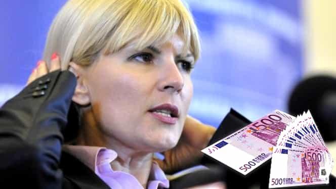 Cum a primit Elena Udrea șpagă 900.000 de euro! Dezvăluiri de la Înalta Curte