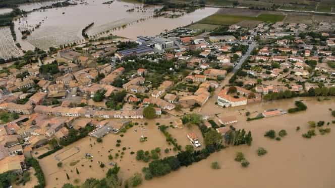 Atenție, români! Alertă de călătorie în Franța. Meteorologii anunță cod roșu de vreme severă