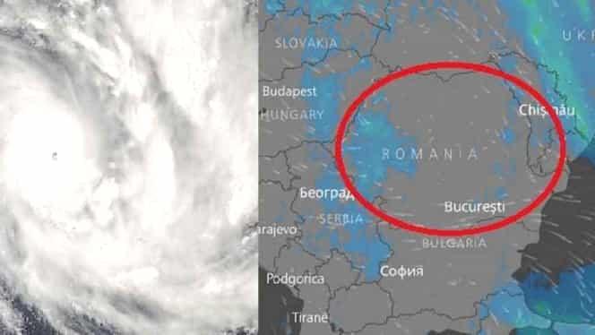 Anticiclonul Romy ajunge în România. Meteorologii anunță temperaturi în scădere