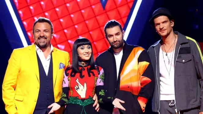 Emisiunea Vocea României Live pe Pro TV – Ediția de vineri, 11 octombrie