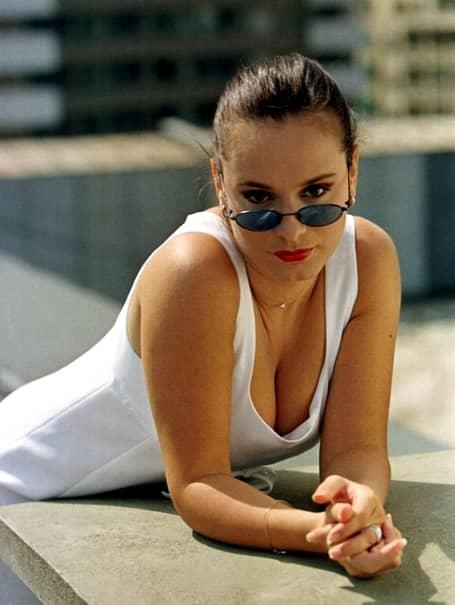 Andreea Esca, în costum de baie! Fanii sunt în extaz
