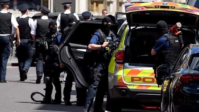 Atac armat în Londra. Premierul britanic vorbeşte de un atac terorist. Doi trecători au fost ucişi. Atacatorul, împuşcat mortal  – UPDATE VIDEO