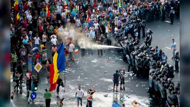 Şefi din Jandarmerie şi un secretar de stat MAI, acuzați în dosarul violenţelor din 10 august