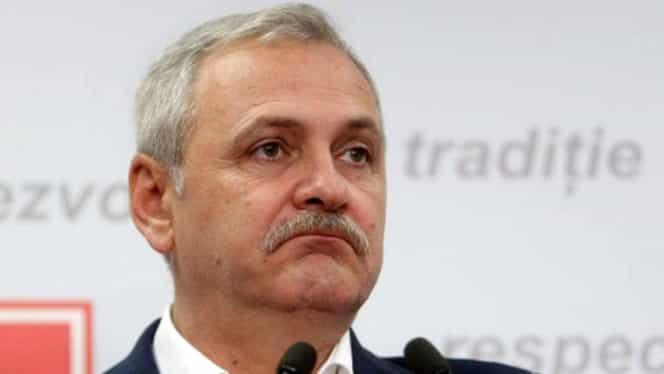 Scandal în Parlament! S-a cerut revocarea lui Liviu Dragnea de la șefia Camerei Deputaților