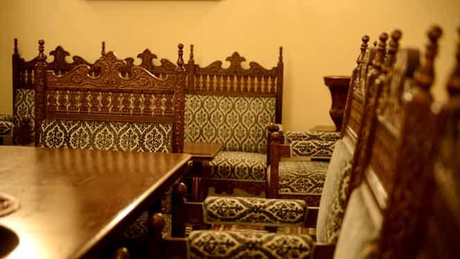 Camera secretă în care Nicolae Ceaușescu ar fi putut să se ascundă înainte să fie omorât. Se află la aproximativ 10 metri sub nivelul pământului