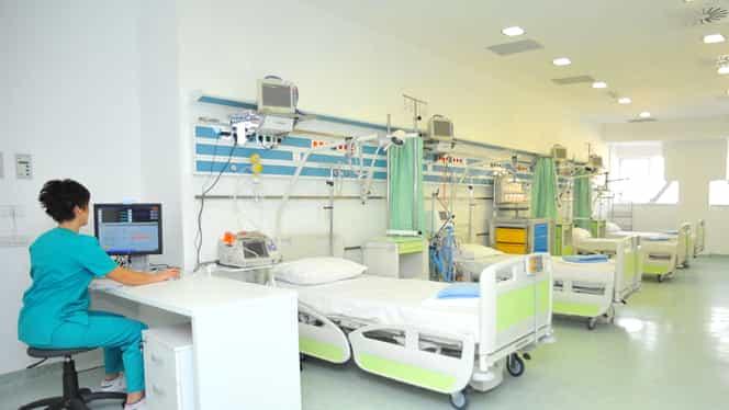 Pacientă internată la Maternitatea MedLife Griviţa, confirmată cu coronavirus. Femeia abia a născut şi intrase în contact cu o persoană venită din Spania. Care este starea mămicii şi a copilului