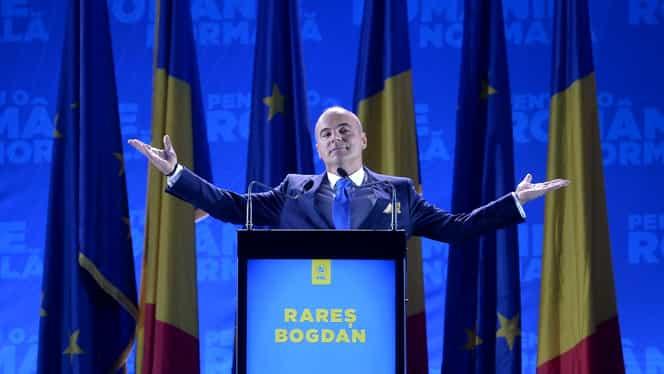"""Rareș Bogdan, despre candidatura lui Mihai Chirica din partea PNL: """"Va fi o decizie colectivă. În sondajele de opinie stă foarte bine""""."""
