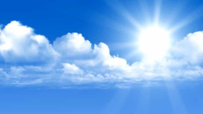 Prognoza meteo în weekend, 1 și 2 februarie 2019: vin temperaturile calde