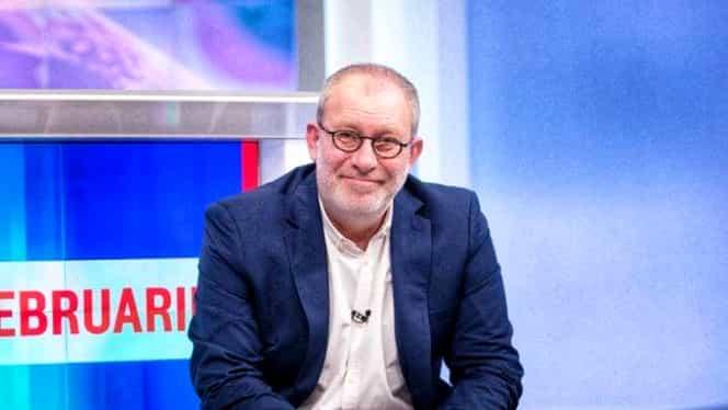 Florin Busuioc a revenit la rubrica Meteo de la Știrile PRO TV. Reacția colegilor când l-au văzut