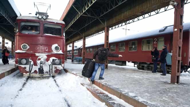 Gara de Nord, paralizată! Trenurile sunt blocate din cauza unei avarii