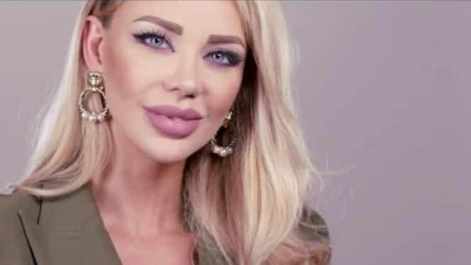 Bianca Drăgușanu a apelat din nou la medicii esteticieni, și-a mărit buzele!