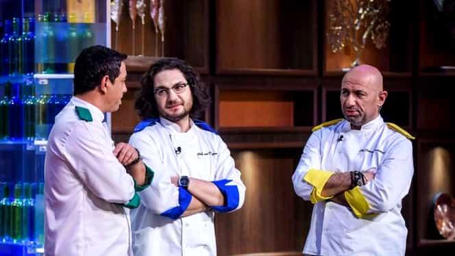 Semifinala Chefi la Cuțite, Live Video pe Antena 1. Află finaliștii aici