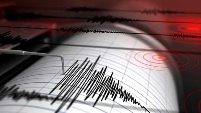 Cutremur serios în Grecia! Insula Creta a fost zguduită din nou