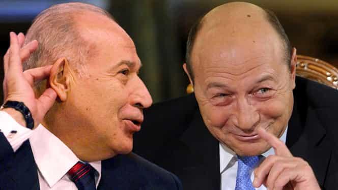 """Dan Voiculescu, atac la Traian Băsescu: """"Acest Matteo Politi al justiţiei"""""""